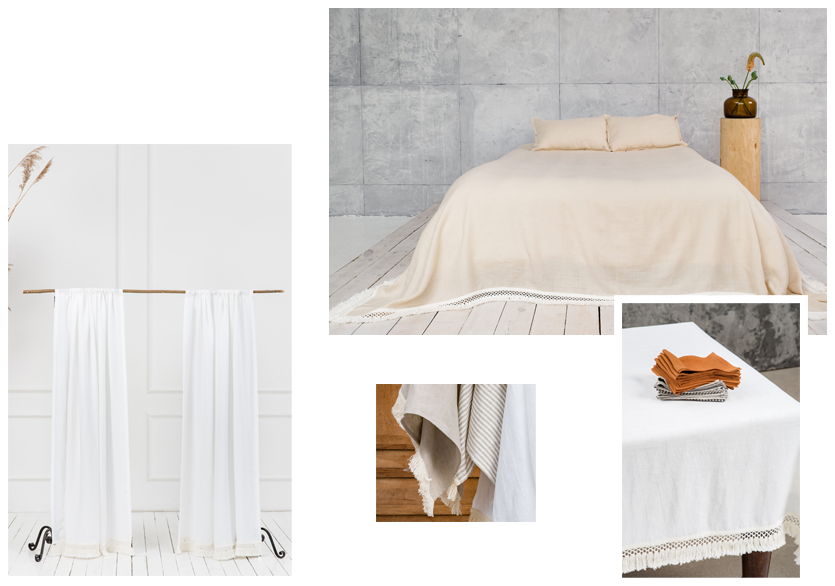 Refresh Your Home wiith Linens