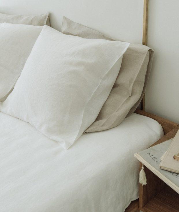 Linen Bedding Set