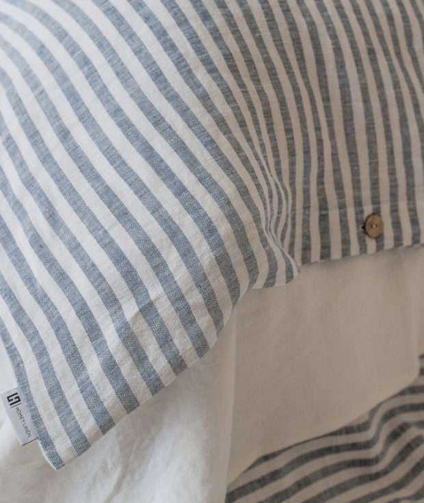 Linen Quilt Cover