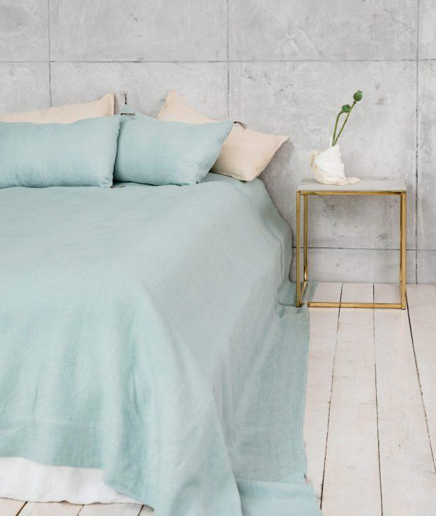 Belgian Linen Beds pread