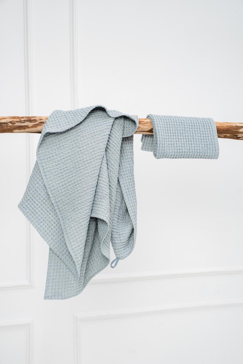 Linen Waffle Towel
