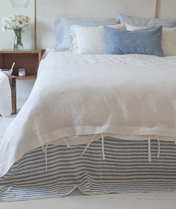 Soft Linen Sheets