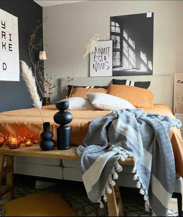 Linen Bed Linen