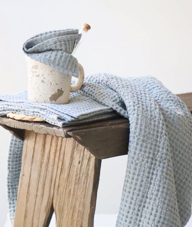 Bath Towel Material