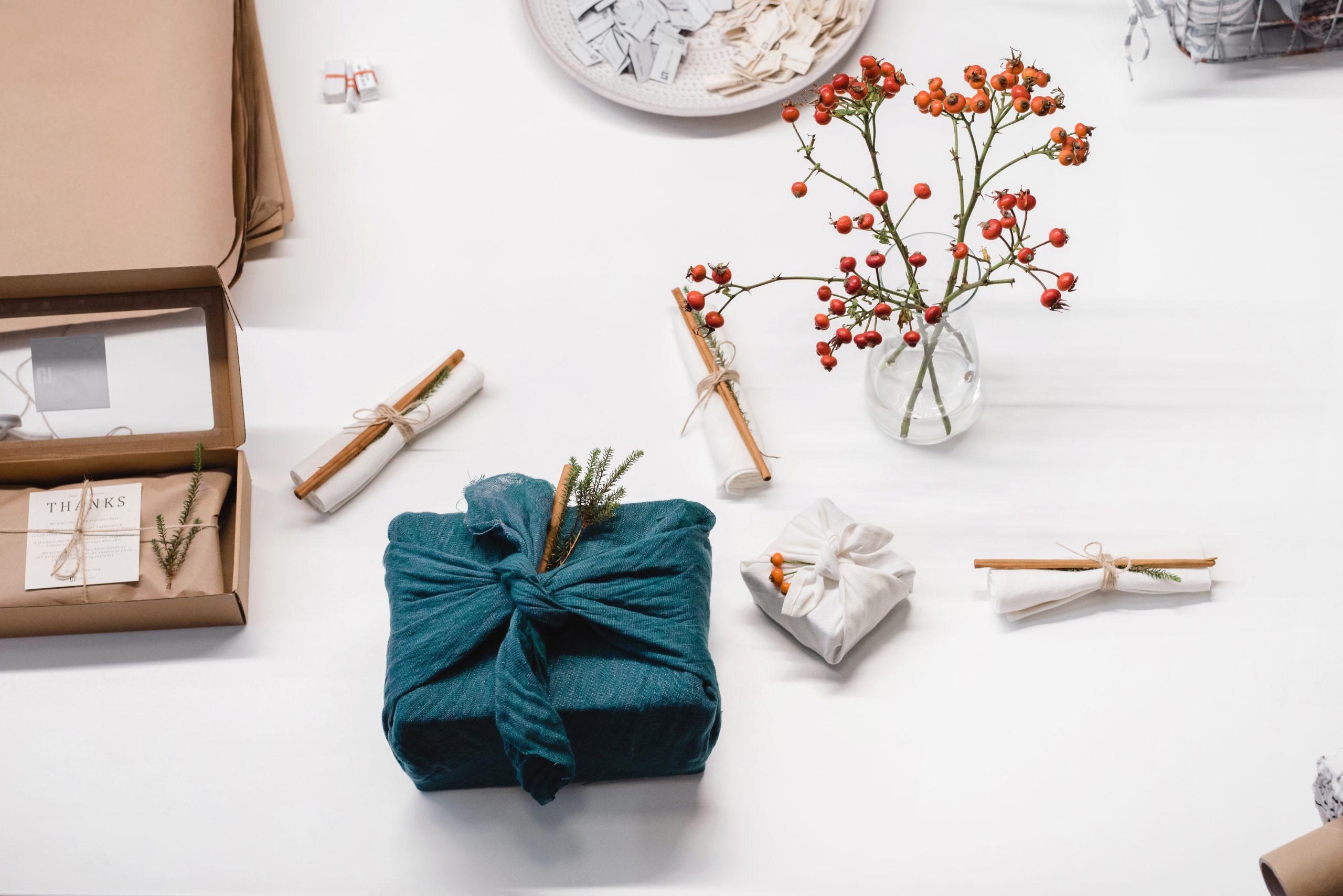 Linen gift