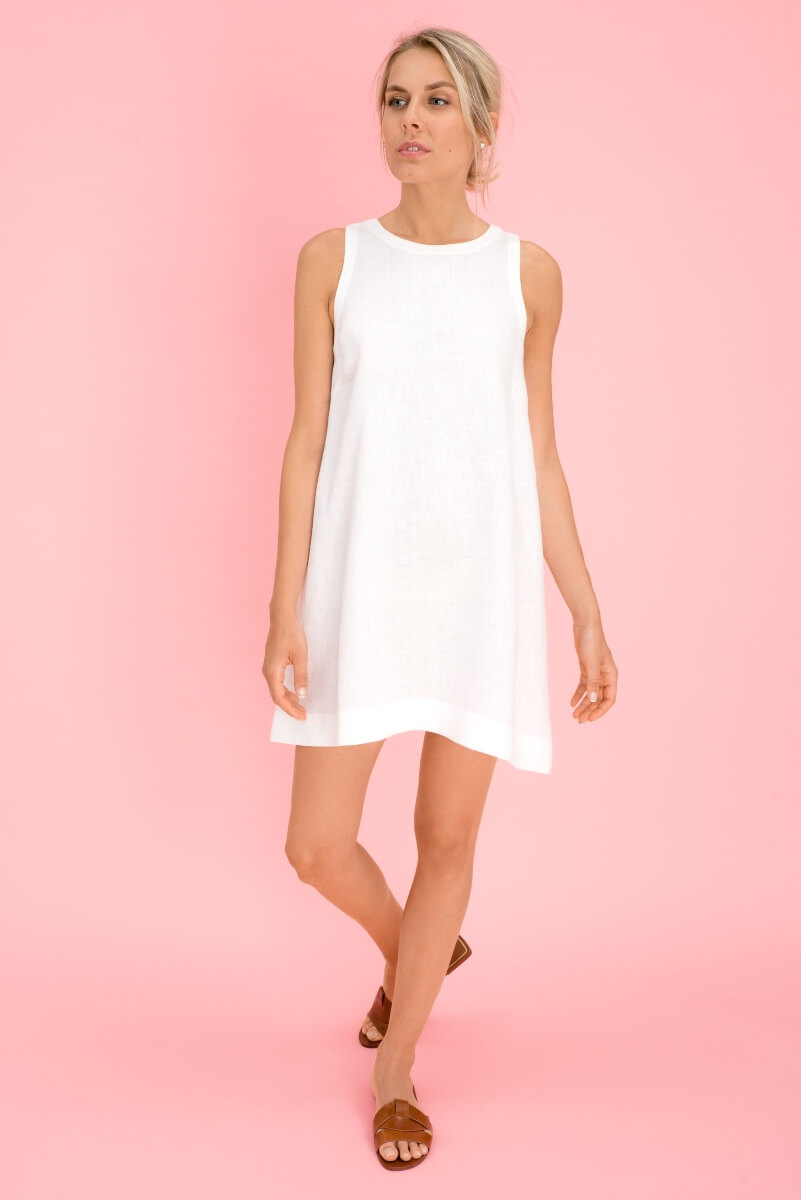 Loose Summer Dress