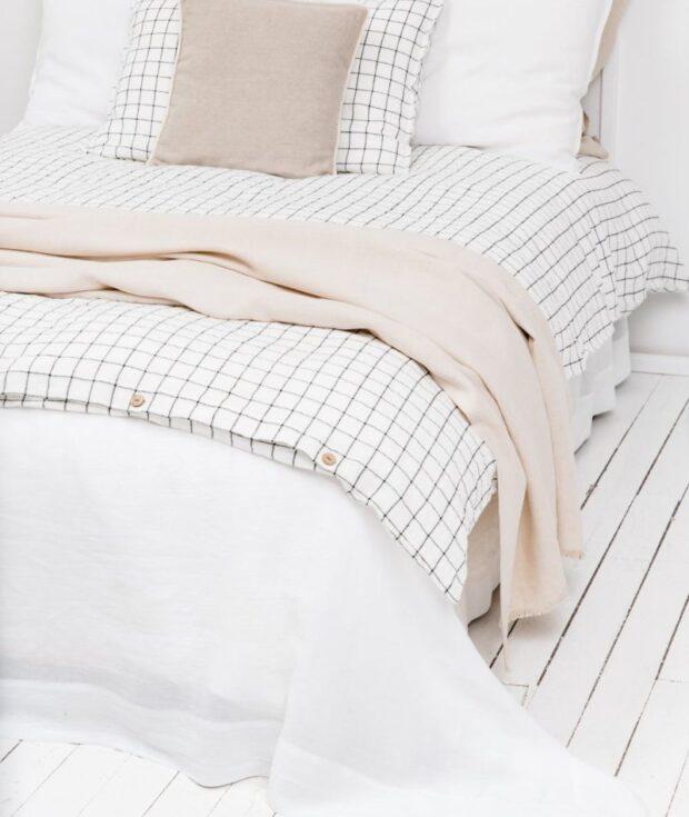 Charcoal Grey Bedding