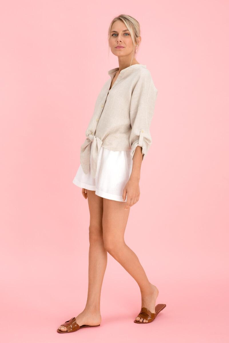 Elegant Linen Shirts